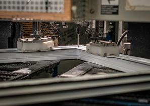 Portes et Fenêtres Vallée est une entreprise manufacturière de la région de Lac-Mégantic en Estrie