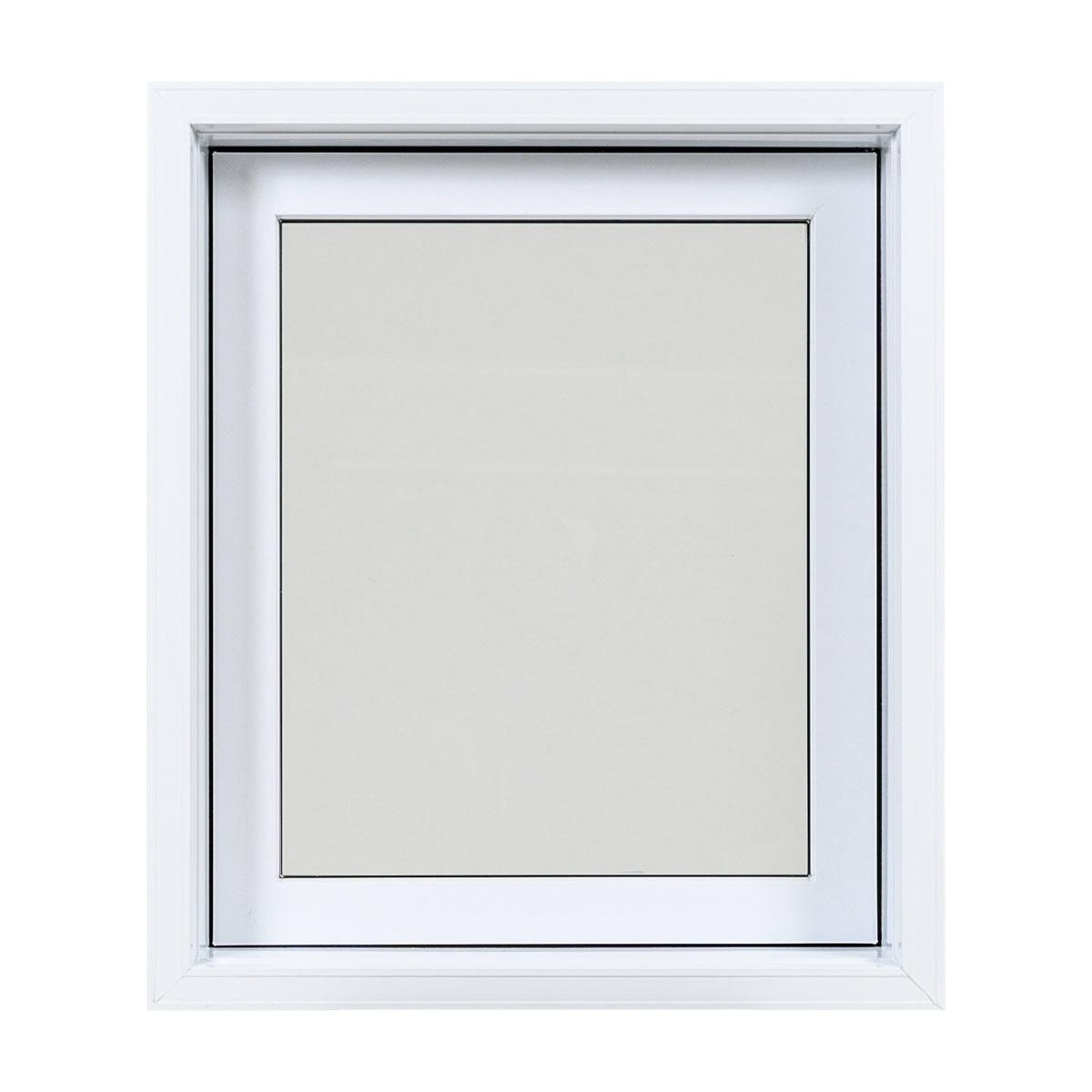 Fenêtre à battant en PVC - Portes et Fenêtres Vallée