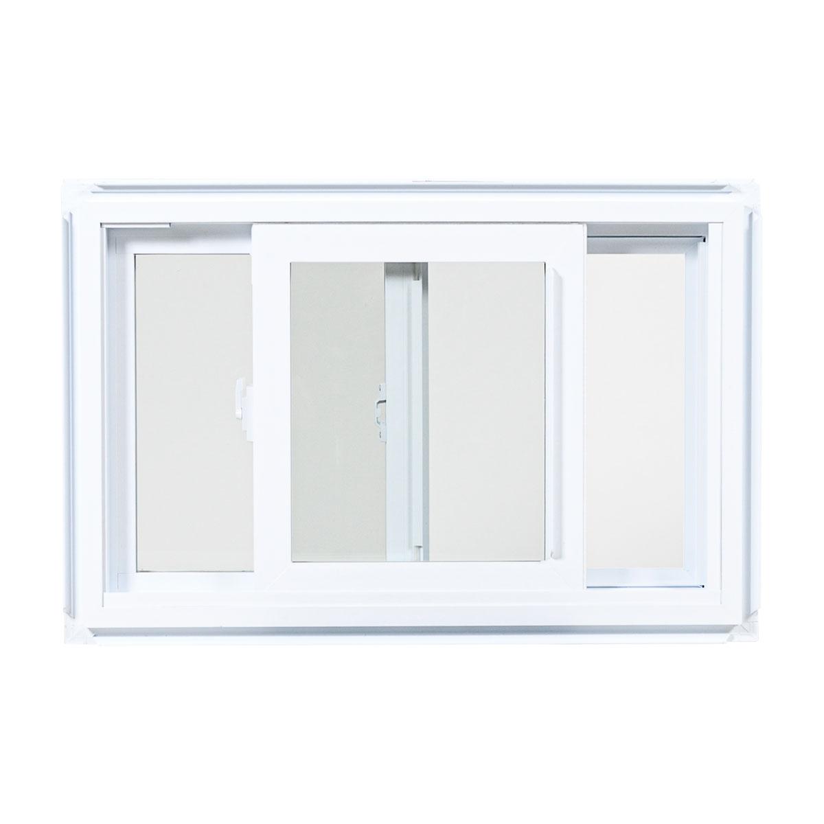 Fenêtre coulissante en PVC - Portes et Fenêtres Vallée