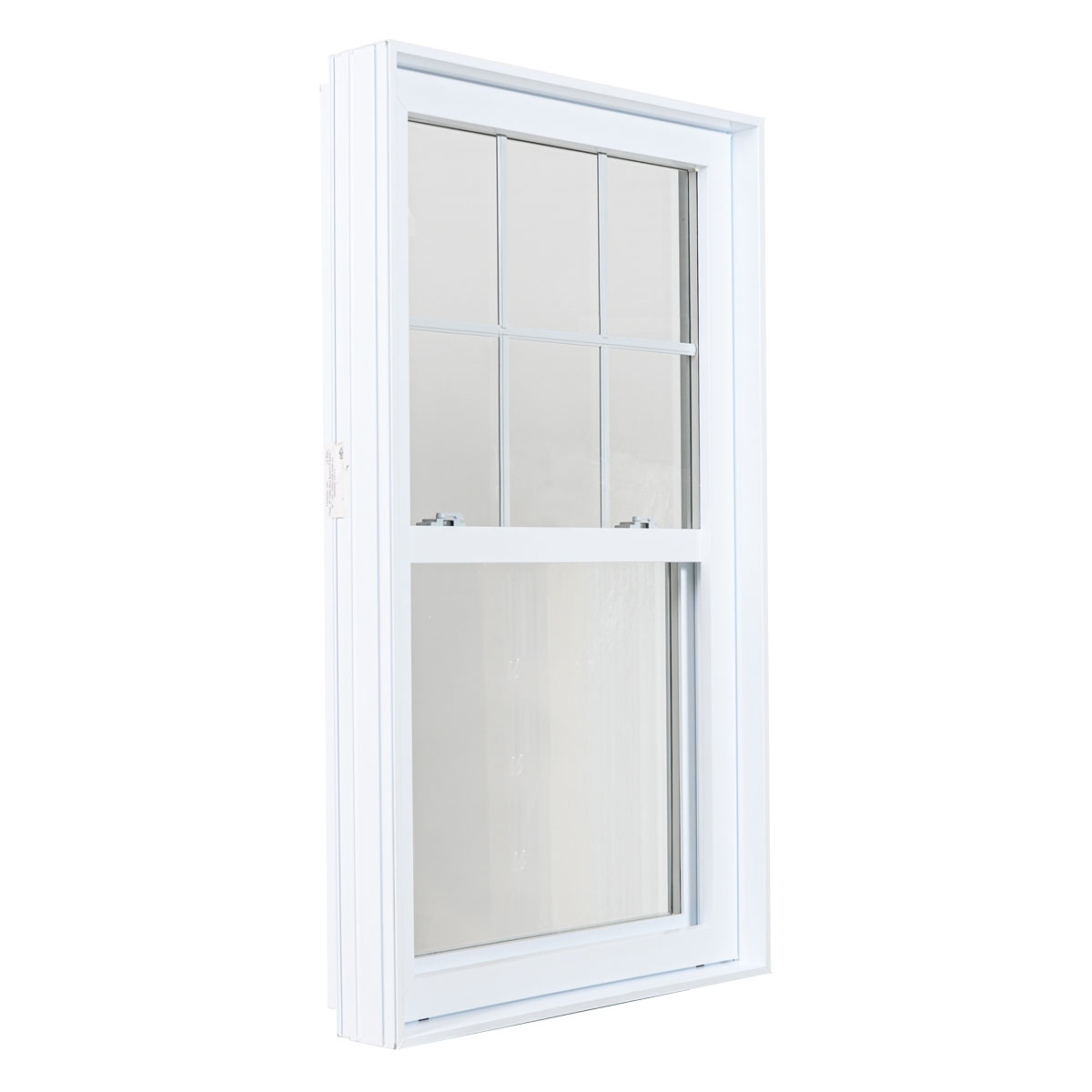 Fenêtre à guillotine PVC - Portes et Fenêtres Vallée