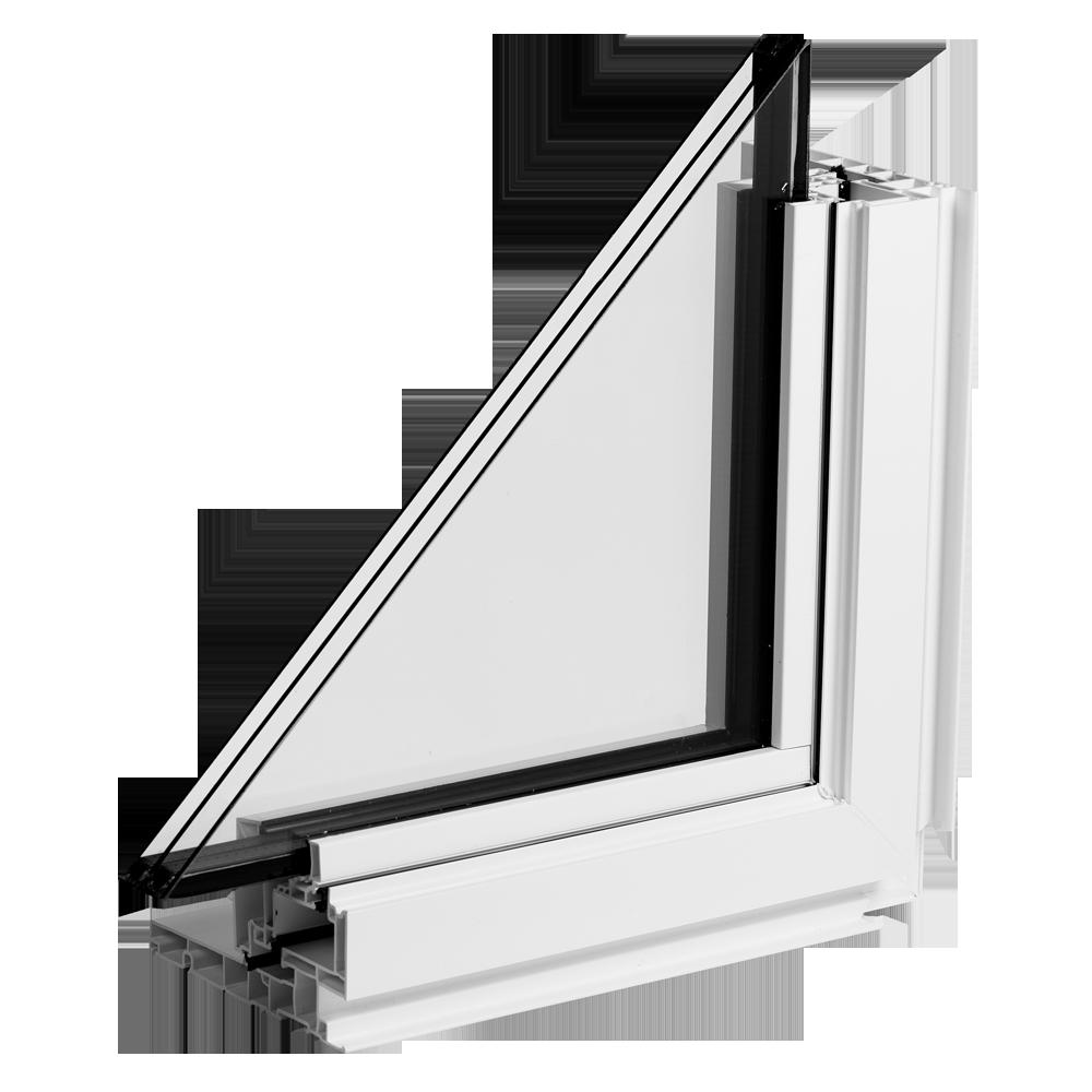 Triple verre - Portes et fenêtre Vallée